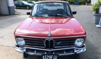1969 Bmw 2002 full