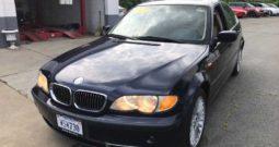 2003 Bmw Sedan 330xi