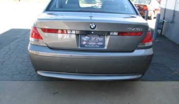 2004 BMW 7 Series 745i full