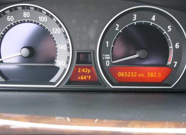 2008 Bmw 7 Series 750li full
